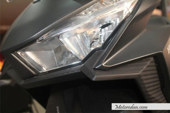 Cara Mudah Menyetel Sorot Lampu Depan Vario 150 Dan Vario 125
