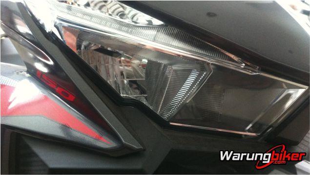 Cara Menyetel Sorot Lampu Depan New Vario 125 & New Vario 150