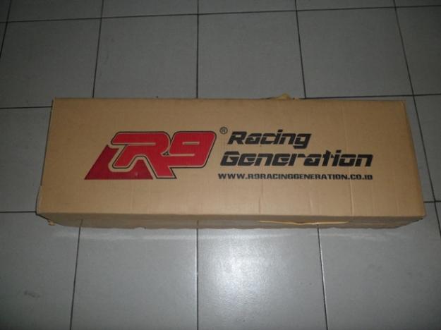 Knalpot R9 Honda Sonic 150R (1)
