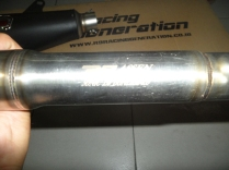 Knalpot R9 Honda Sonic 150R (5)