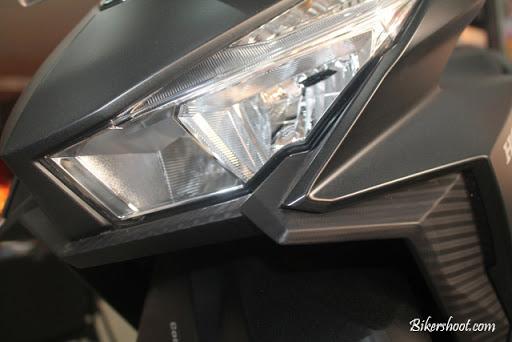 Tips Edan,..... Cara Menyetel Sorot Lampu Utama Vario 150 maupunVario125