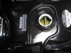 tangki full BBM sonic 150R