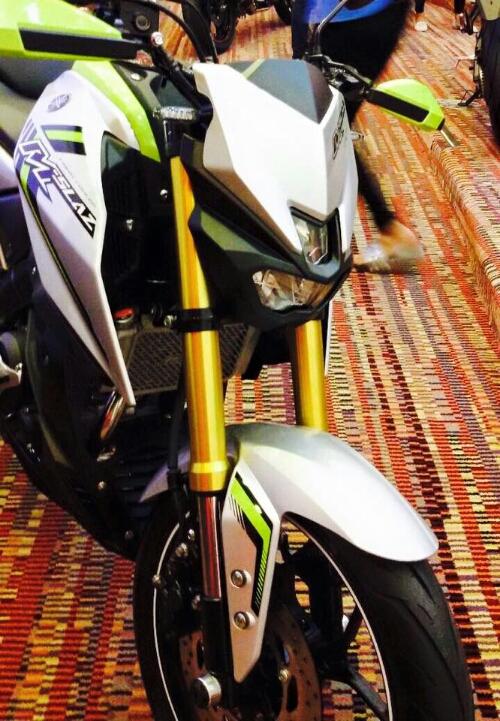 Yamaha MT-15 (5)