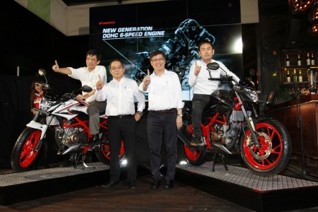 New CB150R Spesial Edition