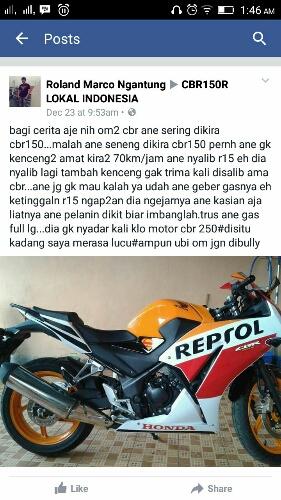 Honda-CBR250-dikira-CBR150
