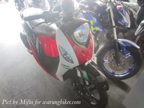 Yamaha Mio Fino 125 Bluecore, Yamaha Mio Fino Terbaru, Mio Fino Kediri, Harga Mio Fino Kediri,