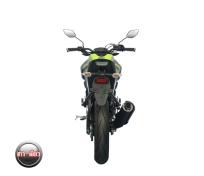 Yamaha M-Slaz Grey - Green (4)