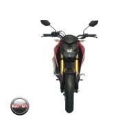 Yamaha M-Slaz Red - Black (2)