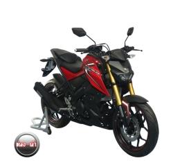 Yamaha M-Slaz Red - Black (3)