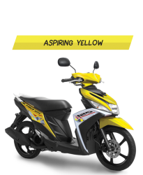 Yamaha Mio M3 Kuning
