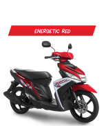 Yamaha Mio M3 Merah
