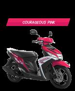 Yamaha Mio M3 Pink