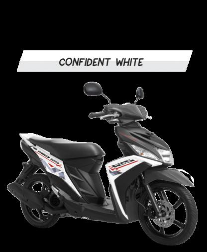 Yamaha Mio M3 Putih