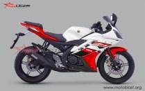 Yamaha Yzf R15 Facelift 2016 (2)