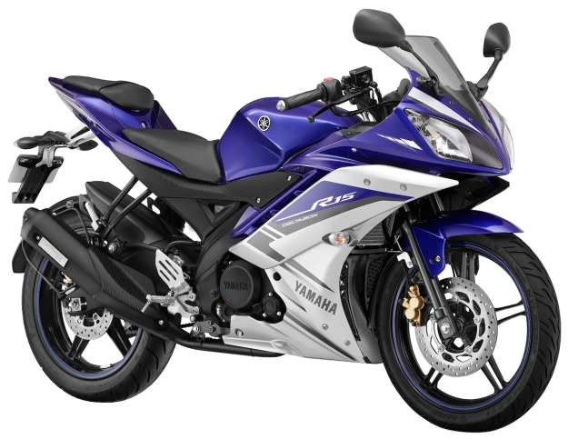 Yamaha Yzf R15 Facelift 2016