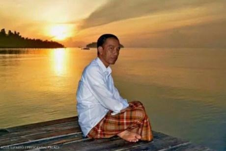Foto Presiden Jokowi