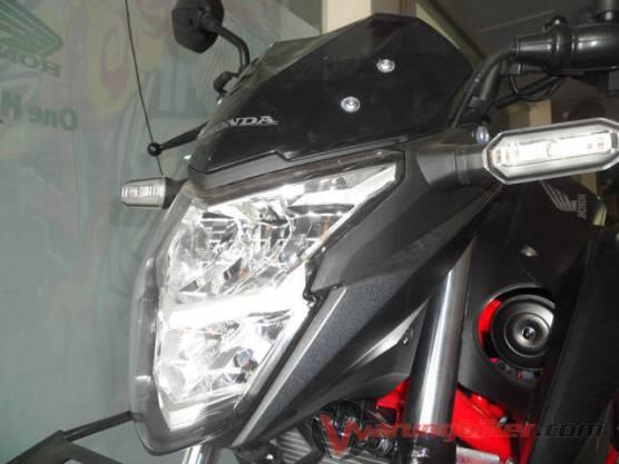 Honda New CB150R Spesial Edition (11)