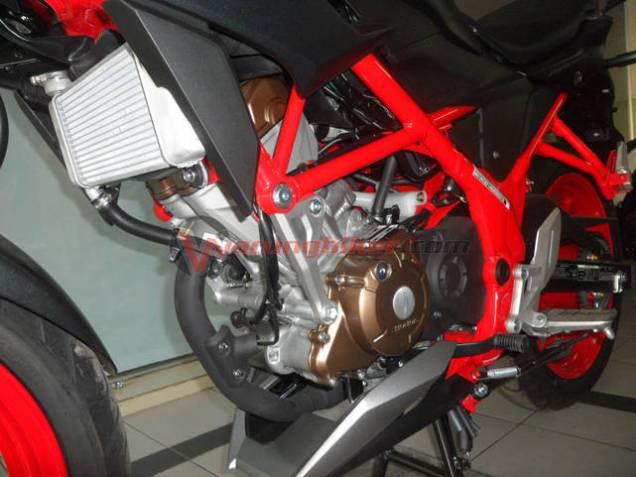 Honda New CB150R Spesial Edition (22)