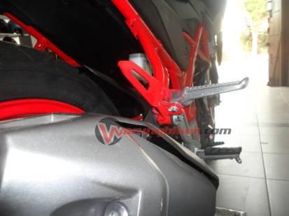Honda New CB150R Spesial Edition (3)