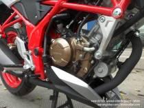 Honda New CB150R Spesial Edition Speedy White (10)