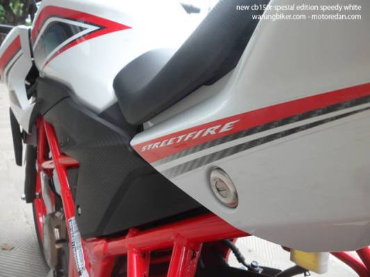 Honda New CB150R Spesial Edition Speedy White (13)