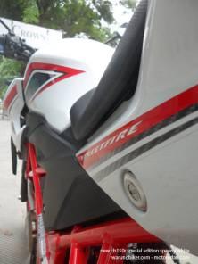 Honda New CB150R Spesial Edition Speedy White (14)