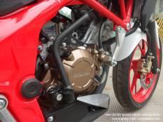 Honda New CB150R Spesial Edition Speedy White (19)