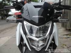 Honda New CB150R Spesial Edition Speedy White (20)