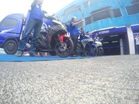 Launching Yamaha Aerox 125 LC (2)