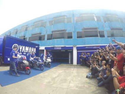 Launching Yamaha Aerox 125 LC (4)