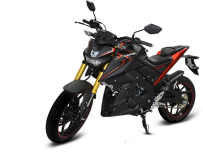 Yamaha Xabre Matt Black