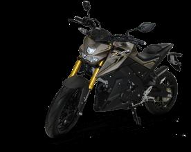 Yamaha Xabre Matt Grey