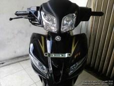 Yamaha Jupiter Z1 2016 hitam