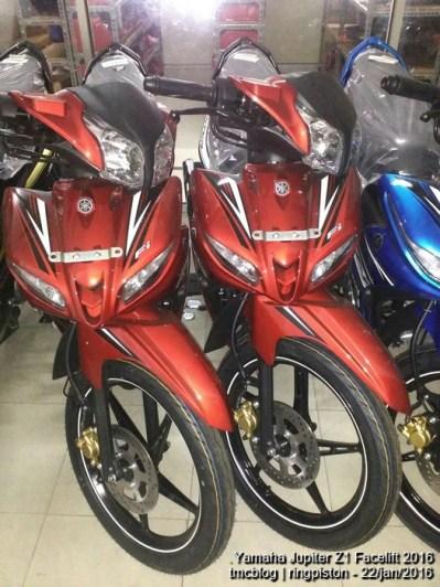 Yamaha Jupiter Z1 2016 merah (2)