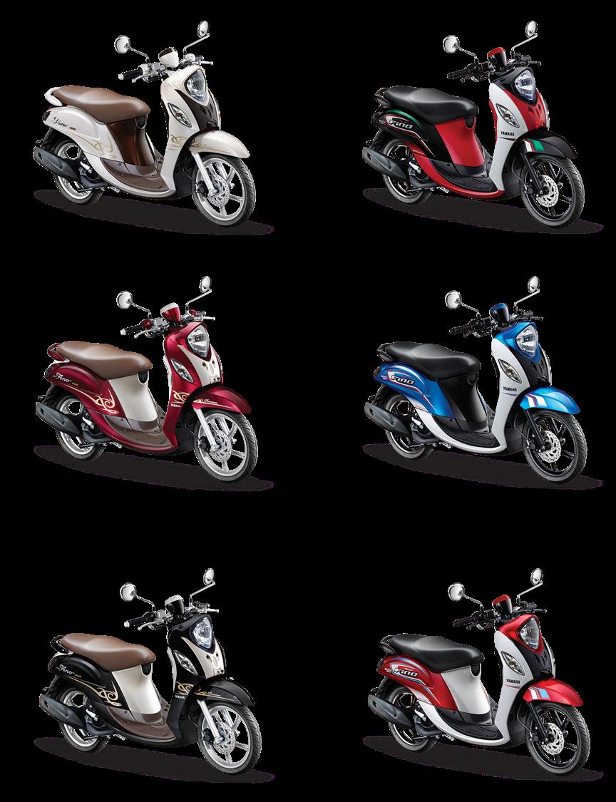 Yamaha-New-Fino-125-Blue-Core