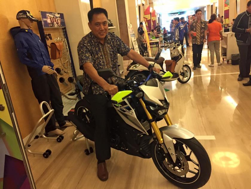 Yamaha Xabre 150 Full Aksesoris (1)