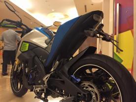 Yamaha Xabre 150 Full Aksesoris (11)