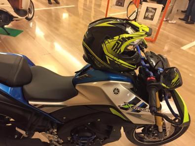 Yamaha Xabre 150 Full Aksesoris (12)