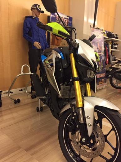 Yamaha Xabre 150 Full Aksesoris (14)