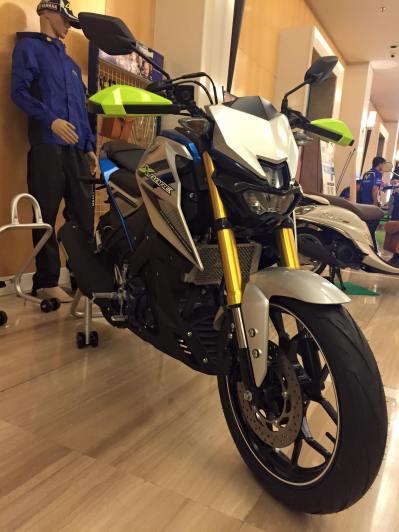 Yamaha Xabre 150 Full Aksesoris (2)
