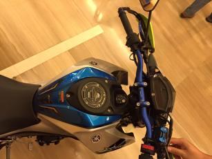 Yamaha Xabre 150 Full Aksesoris (4)