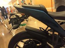 Yamaha Xabre 150 Full Aksesoris (5)
