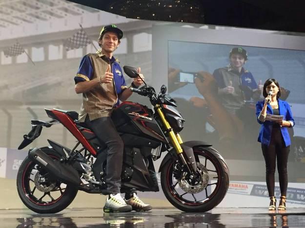 Yamaha Xabre - Valentino Rossi