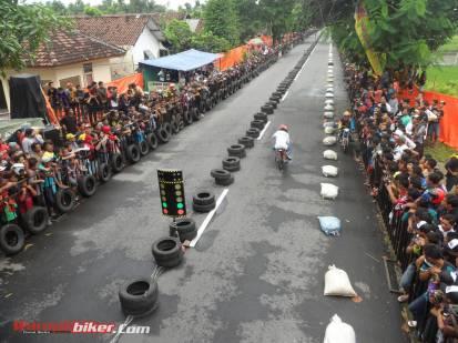 Gallery Foto Drag Bike Tanpa Batas Kediri (2)