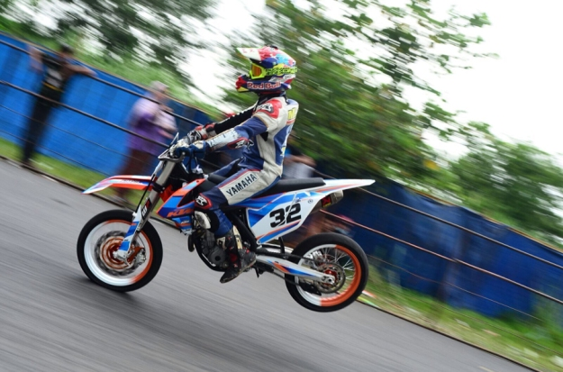 Hasil Roadrace Supermoto Jabon Sidoarjo