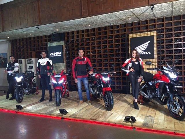 Honda CB650F, CBR500R, CB500F & CB500X (1)