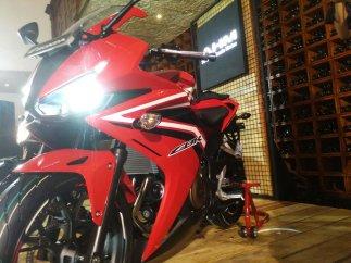 Honda CB650F, CBR500R, CB500F & CB500X (5)