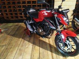 Honda CB650F, CBR500R, CB500F & CB500X (7)