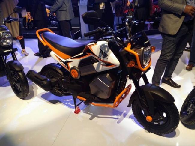 Honda Navi,. Ini Motor Matic Bukan Motor Sport Bro-sist, (1)