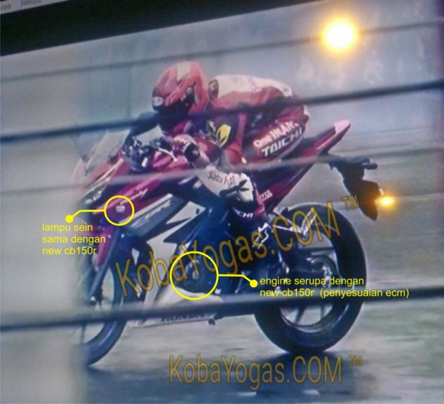Spyshot New CBR150R 2016 (2)
